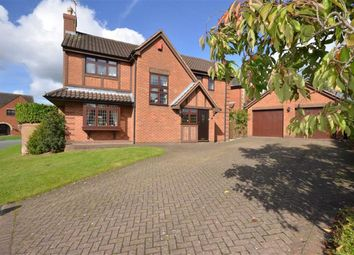 Thumbnail 4 bed detached house for sale in Cooper Close, Stone