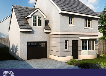 Thumbnail 4 bed detached house for sale in The Mountain Ash Plot 13, Rowans, Horn Lane, Plymstock, Devon