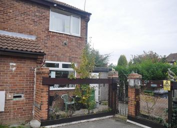 Thumbnail 1 bed end terrace house for sale in Invicta Court, Acomb, York