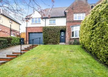 Thumbnail 5 bed semi-detached house for sale in Bedford Road, Rushden