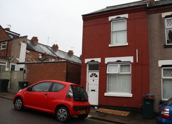 Thumbnail 4 bedroom terraced house to rent in Irving Road, Coventry
