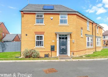 Thumbnail 3 bed detached house for sale in Esme Close, Coventry
