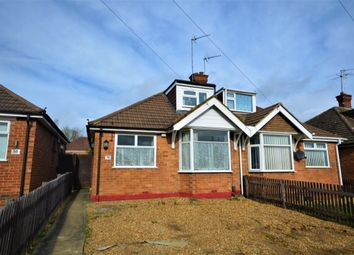 Thumbnail 4 bed semi-detached house for sale in Lovat Drive, Duston, Northampton