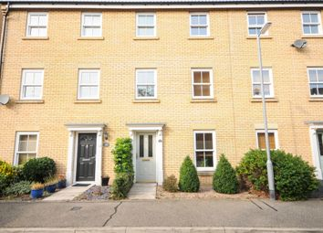 Thumbnail 3 bedroom town house for sale in Halcyon Close, Witham