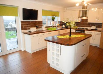 Thumbnail 5 bedroom detached house for sale in Swn Y Nant, Porth