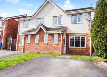 Thumbnail 3 bed semi-detached house for sale in Regent Park, Liverpool