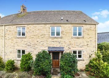 Thumbnail 4 bed end terrace house to rent in Manor Road, Bladon, Woodstock