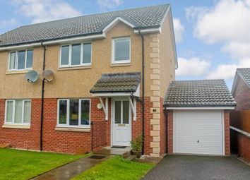 Thumbnail 3 bed semi-detached house for sale in Morning Field Drive, Inverness
