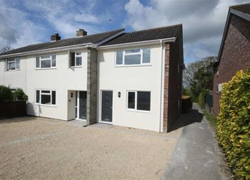Thumbnail 2 bedroom end terrace house for sale in Green Head Road, Swaffham Prior, Cambridge