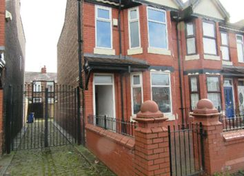 Thumbnail 3 bed terraced house to rent in Lloyd Street South, Fallowfield, Manchester