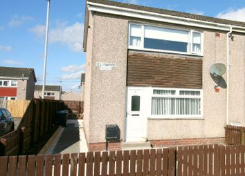 Thumbnail 2 bed end terrace house for sale in Elmwood Road, Shotts