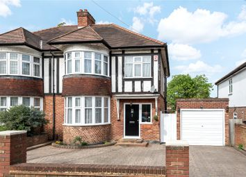 Thumbnail 3 bed semi-detached house for sale in Hayes Lane, Bromley