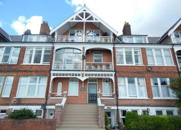 Thumbnail 2 bedroom flat to rent in Rosebery Court, Sea Road, Felixstowe