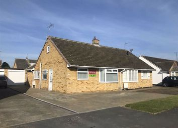 Thumbnail 2 bed semi-detached bungalow for sale in Queensfield, Swindon, Wiltshire