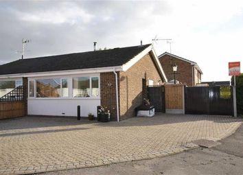 Thumbnail 2 bed semi-detached bungalow for sale in Dorset Gardens, Ashingdon, Rochford