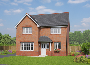 Thumbnail 4 bed detached house for sale in The Brecon, Alltami Road, Buckley, Flintshire
