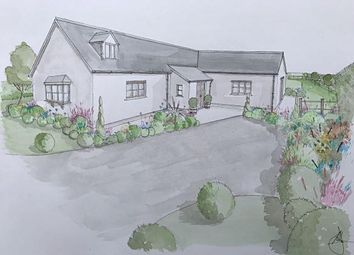 Thumbnail 3 bed detached house for sale in New Build, Camrose, Haverfordwest