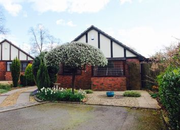 Thumbnail 2 bed bungalow for sale in Celandine Close, Milton, Stoke-On-Trent
