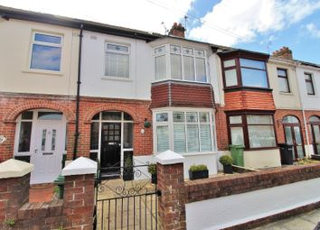 Thumbnail 4 bedroom terraced house for sale in Southwood Road, Portsmouth