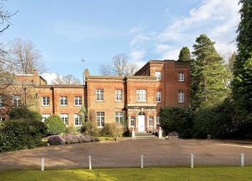 Thumbnail 2 bed flat to rent in Lavershot Hall, London Road, Windlesham