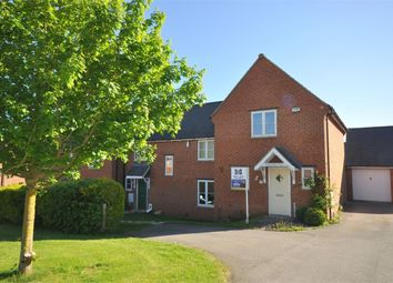 Thumbnail 2 bed end terrace house to rent in 8 Sloe Lane, Mawsley Village, Kettering, Northamptonshire