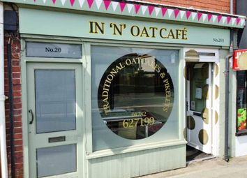 Thumbnail Restaurant/cafe for sale in 203 Liverpool Road, Newcastle-Under-Lyme