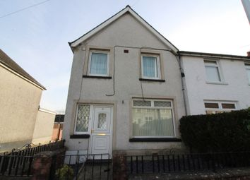 Thumbnail 2 bed end terrace house for sale in Pendarren Street, Penpedairheol, Hengoed