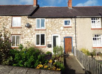Thumbnail 2 bed terraced house for sale in The Terrace, Pwllglas, Ruthin, Denbighshire