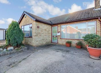 Thumbnail 3 bed bungalow for sale in Blenheim Grove, Offord D'arcy, St Neots