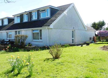 Thumbnail 4 bed semi-detached house for sale in Marlboro, Roch, Haverfordwest, Pembrokeshire
