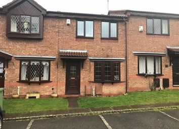 Thumbnail 2 bedroom terraced house to rent in Princess Way, Darlaston, Wednesbury