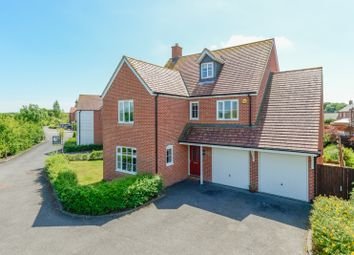 Thumbnail 5 bed detached house for sale in Southdown Close, Bridgefield, Ashford