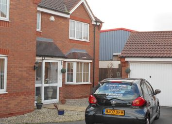 Thumbnail 4 bed detached house to rent in Knights, Willenhall
