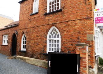 Thumbnail 2 bed property to rent in Westgate, Sleaford, Lincs