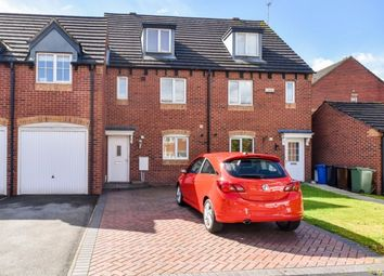 Thumbnail 3 bed semi-detached house to rent in Summercroft Close, Golborne, Warrington