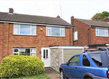 Thumbnail 3 bed semi-detached house for sale in Stanmore Crescent, Luton