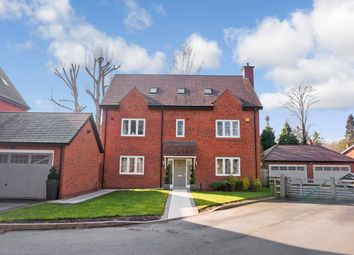 Thumbnail 5 bed detached house for sale in Grace Church Way, Sutton Coldfield