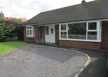 Thumbnail 3 bed bungalow for sale in Pedders Lane, Preston