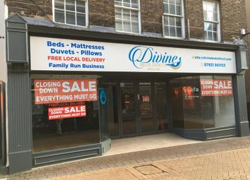 Thumbnail Retail premises to let in 26 High Street, King's Lynn, Norfolk