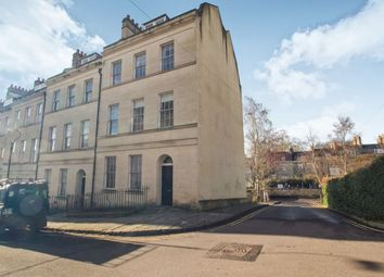 Thumbnail 3 bedroom flat to rent in Northampton Street, Bath