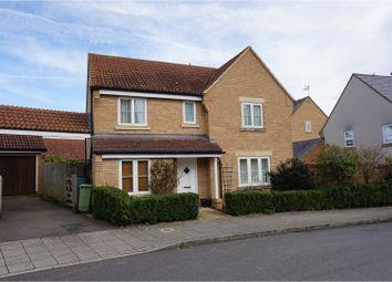 Thumbnail 4 bed detached house to rent in Hepburn Crescent, Milton Keynes