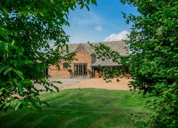 Thumbnail 3 bed barn conversion for sale in Kirkgate, Tydd St. Giles, Wisbech