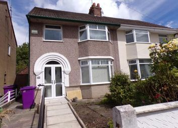 Thumbnail 3 bedroom semi-detached house for sale in Cranford Road, Liverpool, Merseyside