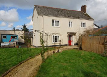 Thumbnail 3 bed detached house for sale in Cheriton Fitzpaine, Crediton