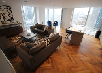 3 bed flat to rent in Deansgate Square, South Tower, Manchester M15