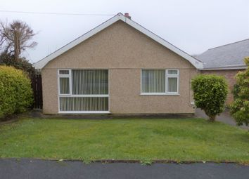 Thumbnail 3 bedroom bungalow for sale in 35 Llwyn Ynn, Talybont