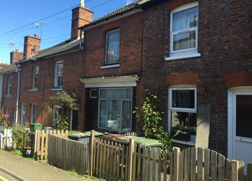 Thumbnail 2 bed terraced house to rent in Woodside Road, Tonbridge