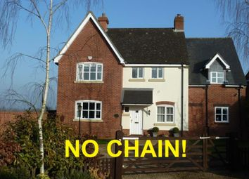 Thumbnail 4 bed detached house for sale in Kings Park, Chedburgh, Bury St Edmunds, Suffolk