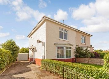Thumbnail 2 bedroom semi-detached house for sale in Archerhill Crescent, Knightswood, Glasgow