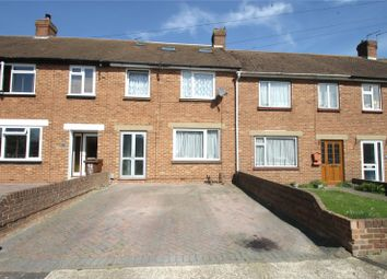 Thumbnail 5 bed terraced house for sale in Cobham Close, Strood, Kent